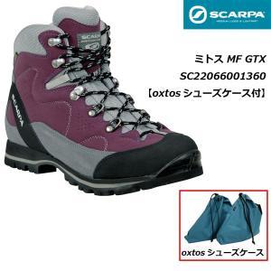 SCARPA(スカルパ) ミトス MF GTX SC22066001360 【oxtosシューズケース付】|oxtos-japan