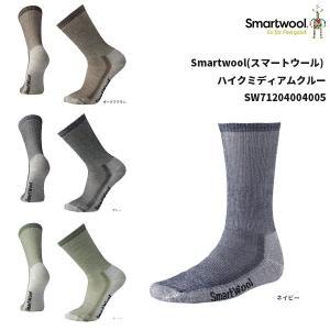 Smartwool(スマートウール) ハイクミディアムクルー SW71204004005|oxtos-japan