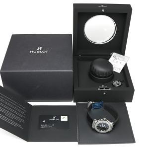新品同様 ウブロ クラシック フュージョン チタニウム 511.NX.1171.LR 腕時計 HUB...
