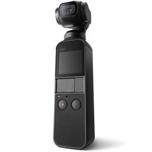 DJI OSMO POCKET 3軸ジンバルスタビライザー搭載ハンドヘルドカメラの商品画像|ナビ