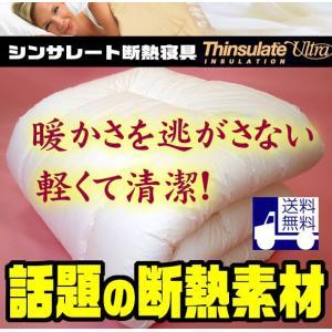 シンサレート ウルトラ 掛け布団 シングル/エアロカプセル/洗える シンサレート掛布団/日本製|oyasumi