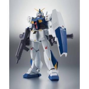 【即納】ROBOT魂 -ロボット魂-〈SIDE MS〉 RX-78NT-1 ガンダムNT-1 ver. A.N.I.M.E. 『機動戦士ガンダム0080 ポケットの中の戦争』(バンダイ)|oz-hobby