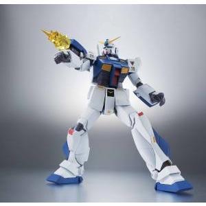 【即納】ROBOT魂 -ロボット魂-〈SIDE MS〉 RX-78NT-1 ガンダムNT-1 ver. A.N.I.M.E. 『機動戦士ガンダム0080 ポケットの中の戦争』(バンダイ)|oz-hobby|02