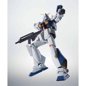 【即納】ROBOT魂 -ロボット魂-〈SIDE MS〉 RX-78NT-1 ガンダムNT-1 ver. A.N.I.M.E. 『機動戦士ガンダム0080 ポケットの中の戦争』(バンダイ)|oz-hobby|03