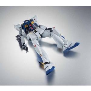 【即納】ROBOT魂 -ロボット魂-〈SIDE MS〉 RX-78NT-1 ガンダムNT-1 ver. A.N.I.M.E. 『機動戦士ガンダム0080 ポケットの中の戦争』(バンダイ)|oz-hobby|04