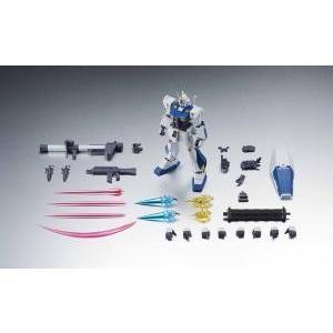 【即納】ROBOT魂 -ロボット魂-〈SIDE MS〉 RX-78NT-1 ガンダムNT-1 ver. A.N.I.M.E. 『機動戦士ガンダム0080 ポケットの中の戦争』(バンダイ)|oz-hobby|05