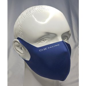 人気沸騰中 OZ Racingマスク イタリアンブルー|oz-japan
