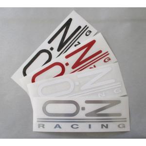 OZ ステッカー RACING 140x42(1枚)|oz-japan