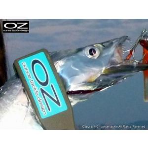 オンスタックル・ミニロゴステッカー ST-2|oz-tackle-webshop|05