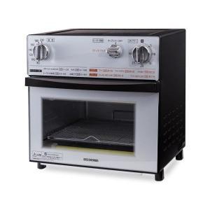 FVX-D3B-B オーブン ノンフライ熱風オーブン アイリスオーヤマ トースター フライヤー スチーム スチームオーブン ノンフライ ヘルシー リクック|ozaki