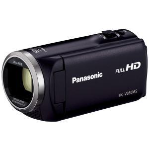 HC-V360MS-K   パナソニック  デジタルハイビジョンビデオカメラ  ブラック