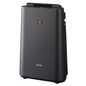 新品 アウトレット 訳あり特価(箱痛み) KC-J50-H グレー シャープ 加湿 空気清浄機 プラズマクラスター 7000 スタンダード 13畳 / 空気清浄 23畳|ozaki