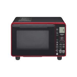 MRO-HE4Y-R 日立 オーブンレンジ 22L 温度センサー シンプル操作 MRO-HE4Y レッド|ozaki
