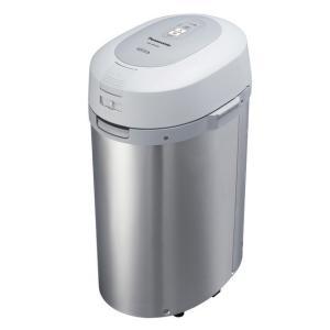 新品 アウトレット 訳あり特価(箱痛み) MS-N53XD-S パナソニック 家庭用生ごみ処理機  (シルバー) 生ごみ処理機 MS-N53XD|ozaki