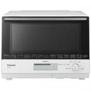 新品 アウトレット 訳あり特価(箱痛み)NE-BS807-W パナソニック Panasonic 過熱水蒸気 スチームオーブンレンジ Bistro ビストロ 30L|ozaki