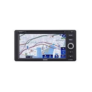 新品 アウトレット 訳あり特価(箱痛み)SL1118NVW-MK2  SOLING(ソーリン) 7型ワイド カーナビ ワンセグ/Bluetooth/USB/CD搭載 19年冬版地図搭載|ozaki
