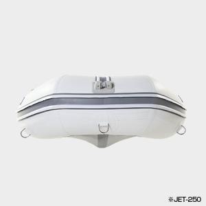 ゴムボート3人乗り ジョイクラフト JET-250(予備検査無)|ozatoya|05