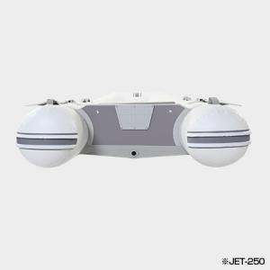 ゴムボート3人乗り ジョイクラフト JET-250(予備検査無)|ozatoya|06