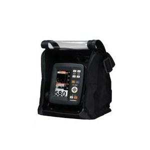 ホンデックス(HONDEX) 魚群探知機 PS-500C〈4.3型ワイドカラー ポータブル魚探〉 バリューセット|ozatoya