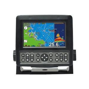 ホンデックス(HONDEX) 魚群探知機 HE-601GPII〈カラー液晶プロッター魚探〉|ozatoya