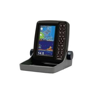 ホンデックス(HONDEX) 魚群探知機 PS-611CN〈5型ワイドカラー ポータブルGPS内蔵プロッター魚探〉|ozatoya