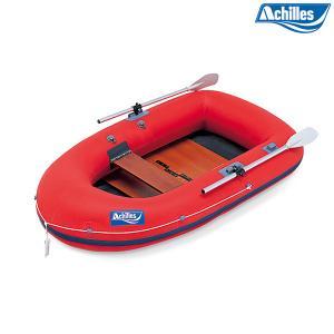 ゴムボート 2人乗り アキレスボート EC2-521 ウッドフロアモデル(予備検査無)|ozatoya