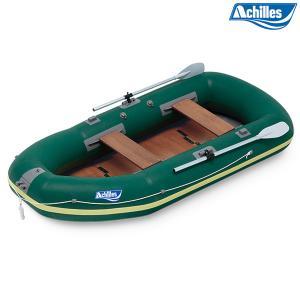 ゴムボート 4人乗り アキレスボート ECU4-942 ウッドフロアモデル(予備検査無)|ozatoya