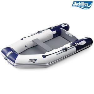 ゴムボート 4人乗り アキレスボート LF-297IB エアフロアモデル(予備検査無)|ozatoya