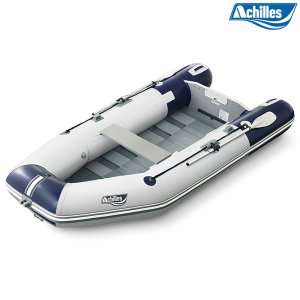 ゴムボート 4人乗り アキレスボート LF-297RU ロールアップフロアモデル(予備検査無)|ozatoya
