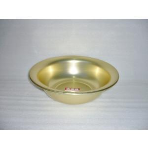 レトロ 懐かしい アルミ製 軽い 洗面器 32cm 前川金属|ozawa-shoten