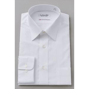 ■販売終了のためセール■ ワイシャツといえば、白ブロードを使用したレギュラーカラーシャツが基本中の基...