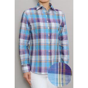 レディース シャツ ビジネス ワイシャツ ブラウス 長袖 ワイド リネンシャツ 麻シャツ フレンチリネン 夏用 日本製 ナチュラルフィット トップス おしゃれ SALE ozie