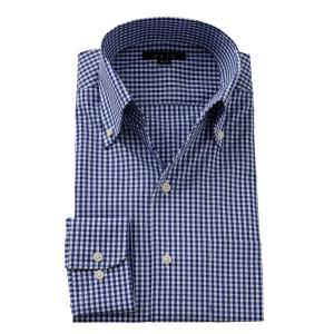 イタリアンカラー シャツ メンズ ワイシャツ ボタンダウン スキッパー 長袖 ネイビー 紺 スリム クールマックス 形態安定 Yシャツ ビジネスシャツ おしゃれ ozie