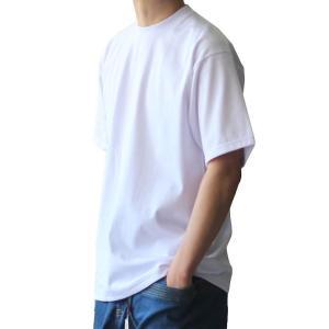 PRO CLUB プロクラブ 無地Tシャツ ヘビーウェイト6.5oz 厚手 白 USAコットン メンズ|ozshop