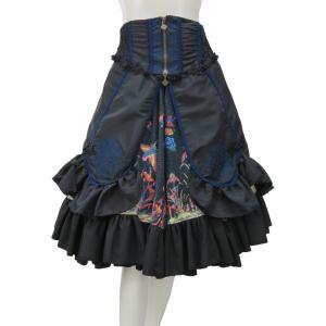 華型オーバースカート|ozzonjapan