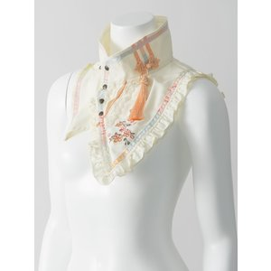 桜刺繍付け衿|ozzonjapan