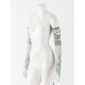 刺繍アームカバー|ozzonjapan