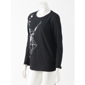 カンベエプリントクルーネックTシャツ|ozzonjapan