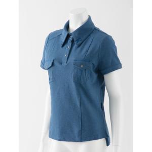 BACKプリントポロシャツ|ozzonjapan
