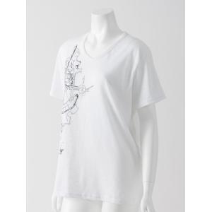 デジタルプリントメランジTシャツ|ozzonjapan