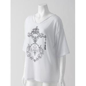 RozenプリントTシャツ|ozzonjapan