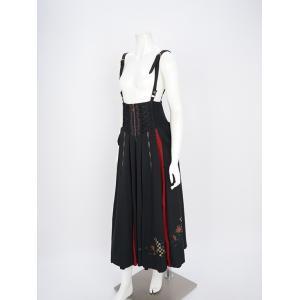 polyester 90% nylon 10%<br>スカート丈(Skirt lengt...