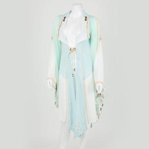 桜刺繍着物袖カーディガン  3311103n|ozzonjapan