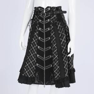 ローズハンティングスカート 3313601a|ozzonjapan