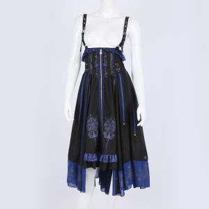 MysteriousRose スカート 3321605a|ozzonjapan