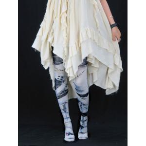 Bandage lace upタイツ ozt-19|ozzonjapan