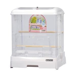SANKO 三晃商会 イージーホーム クリアバード 35-WH ホワイト