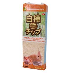 SANKO 三晃商会 白樺広葉樹チップ 1kgの関連商品7