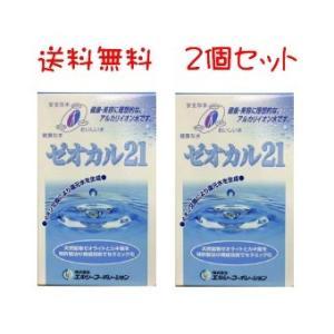 ゼオカル21 2個セット【送料無料】|p-and-p