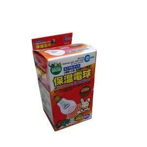 ★マルカンHD-40保温電球40W02P11の商品画像